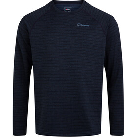 Berghaus Thermal Tech LS Base Crew Shirt Men, night sky/mood indigo